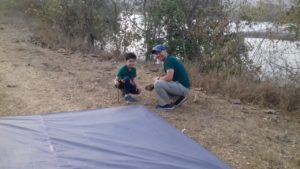 The camping thing to do 39