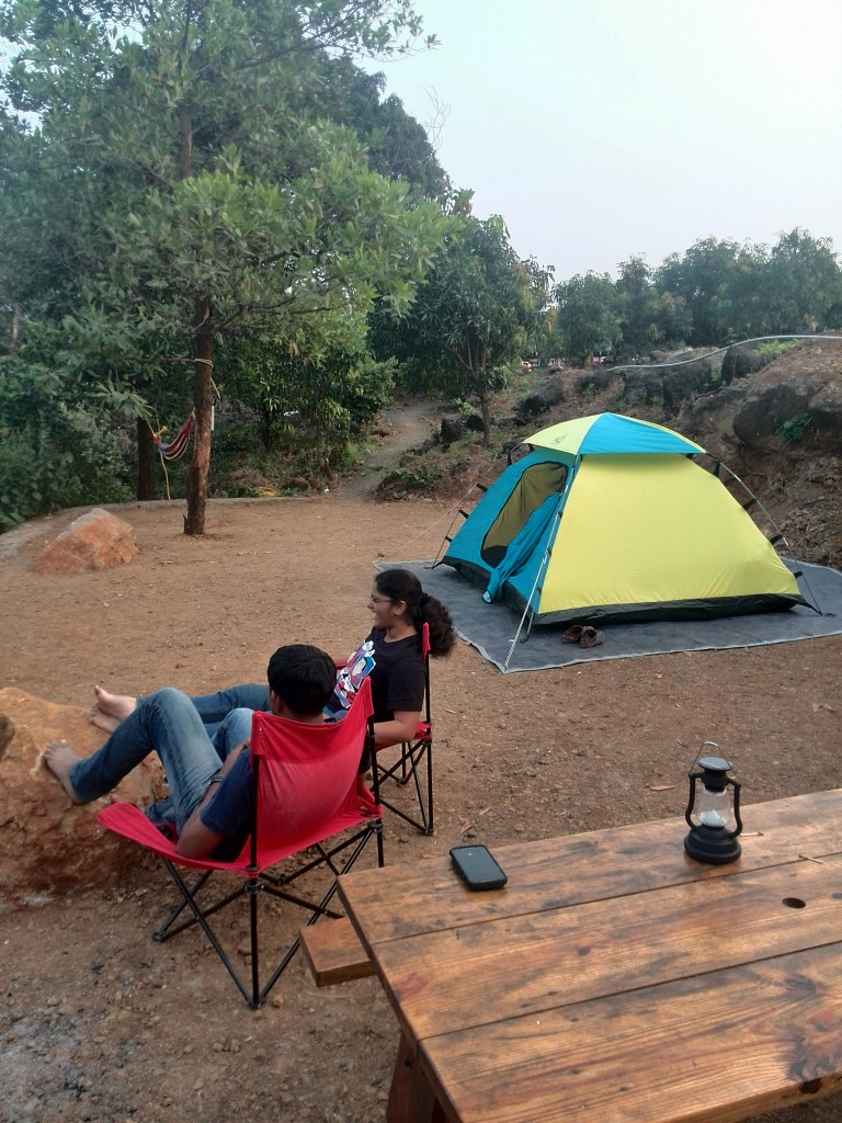 Gallery: Chilling at the campground 1