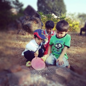 Camping with Kids 12