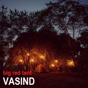 Ring in the New Year at Big Red Tent 8
