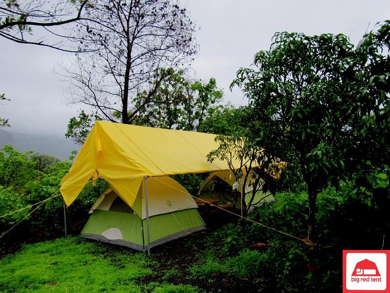Monsoons camping at SH 92 2