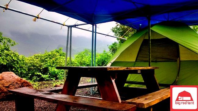 Monsoons camping at SH 92 5