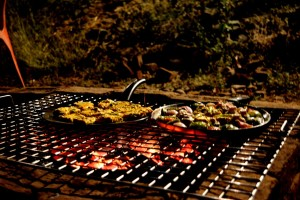The Great Camping Cookout