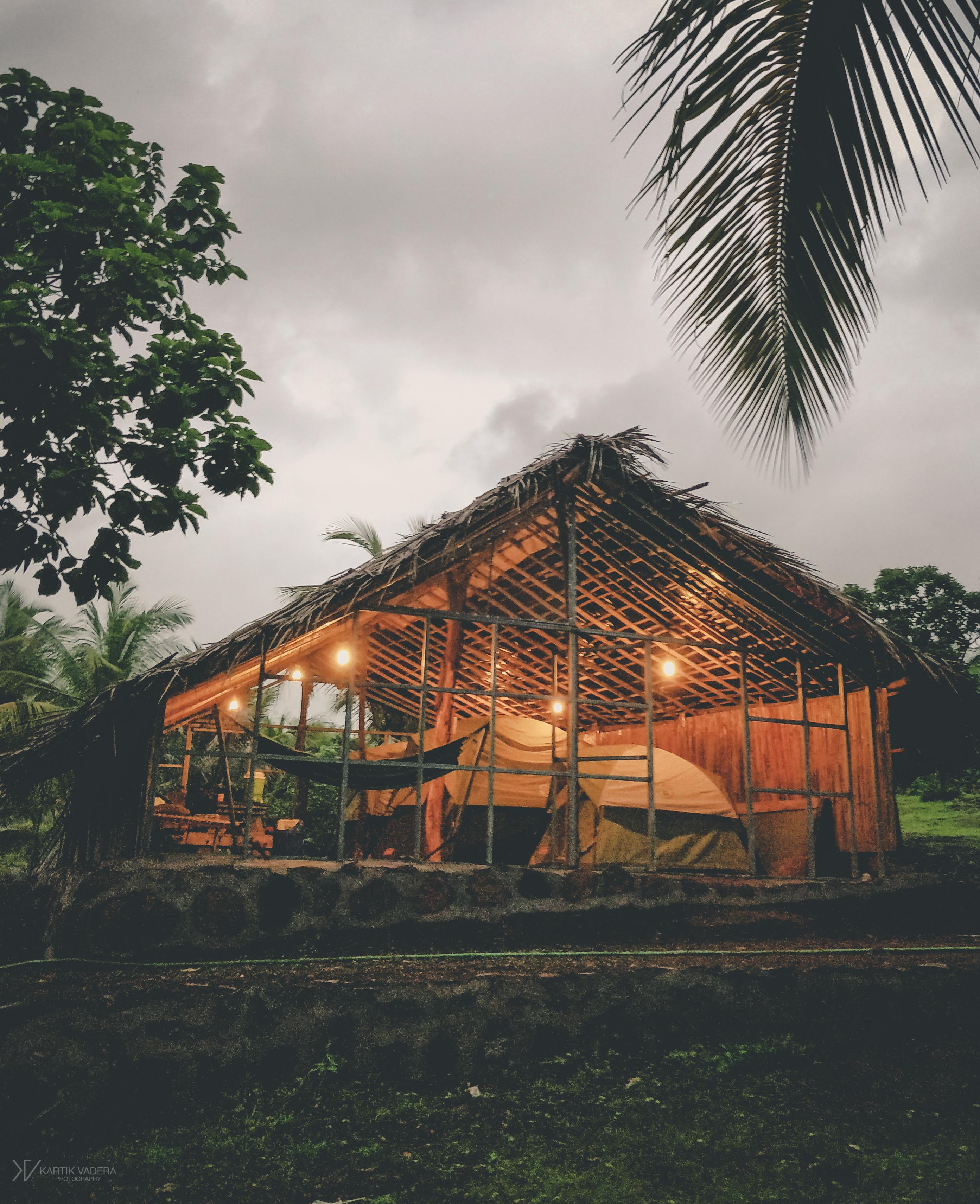 Monsoon Camping at Karnala 20