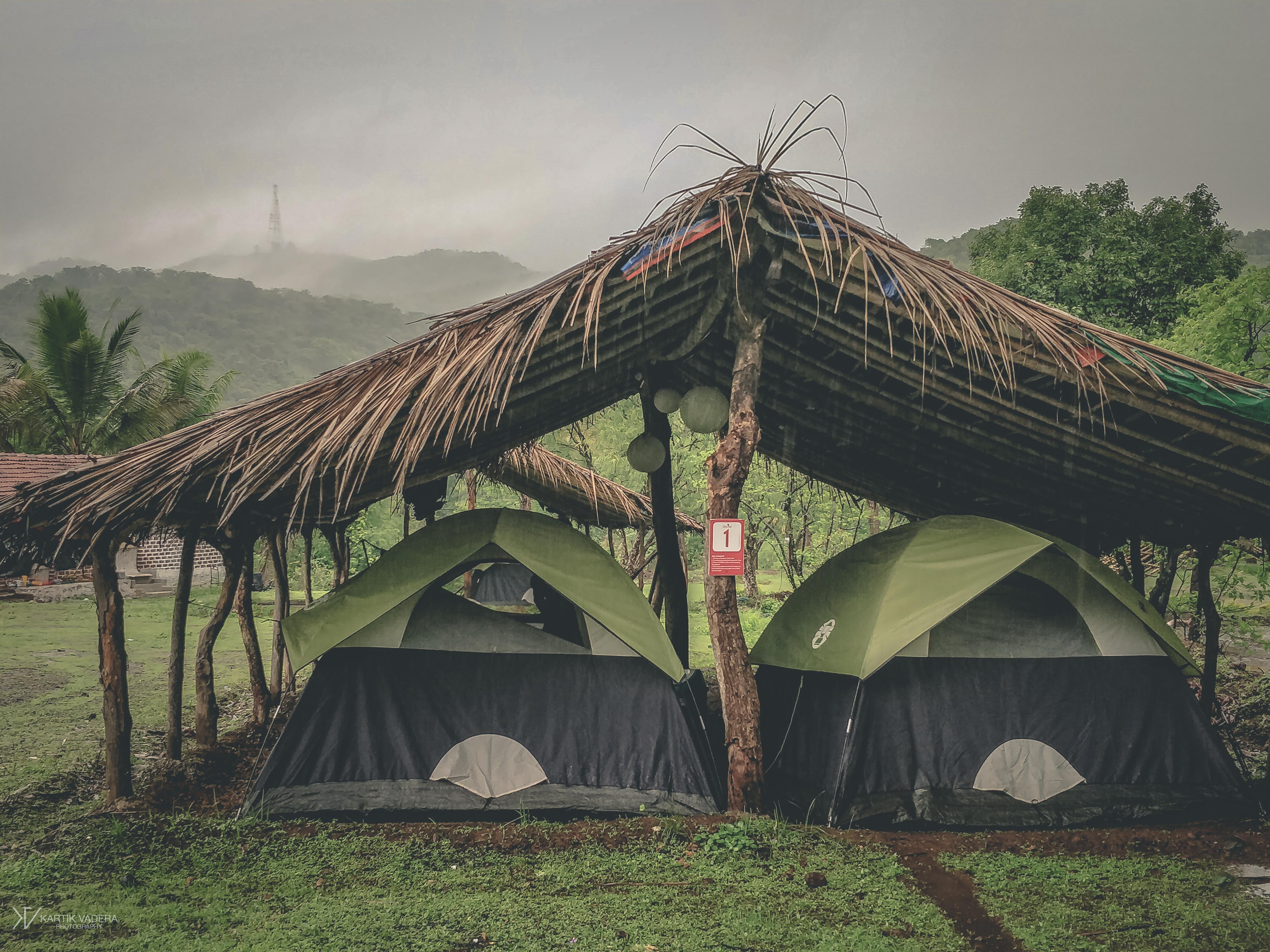 Monsoon Camping at Karnala 22