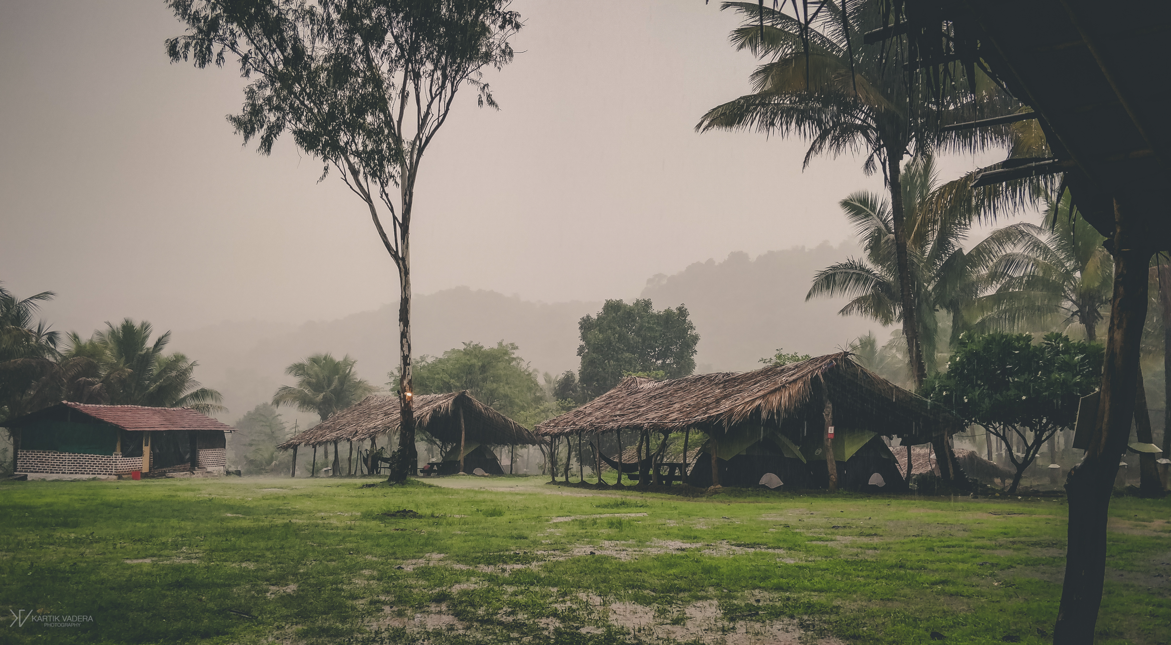 Monsoon Camping at Karnala 25