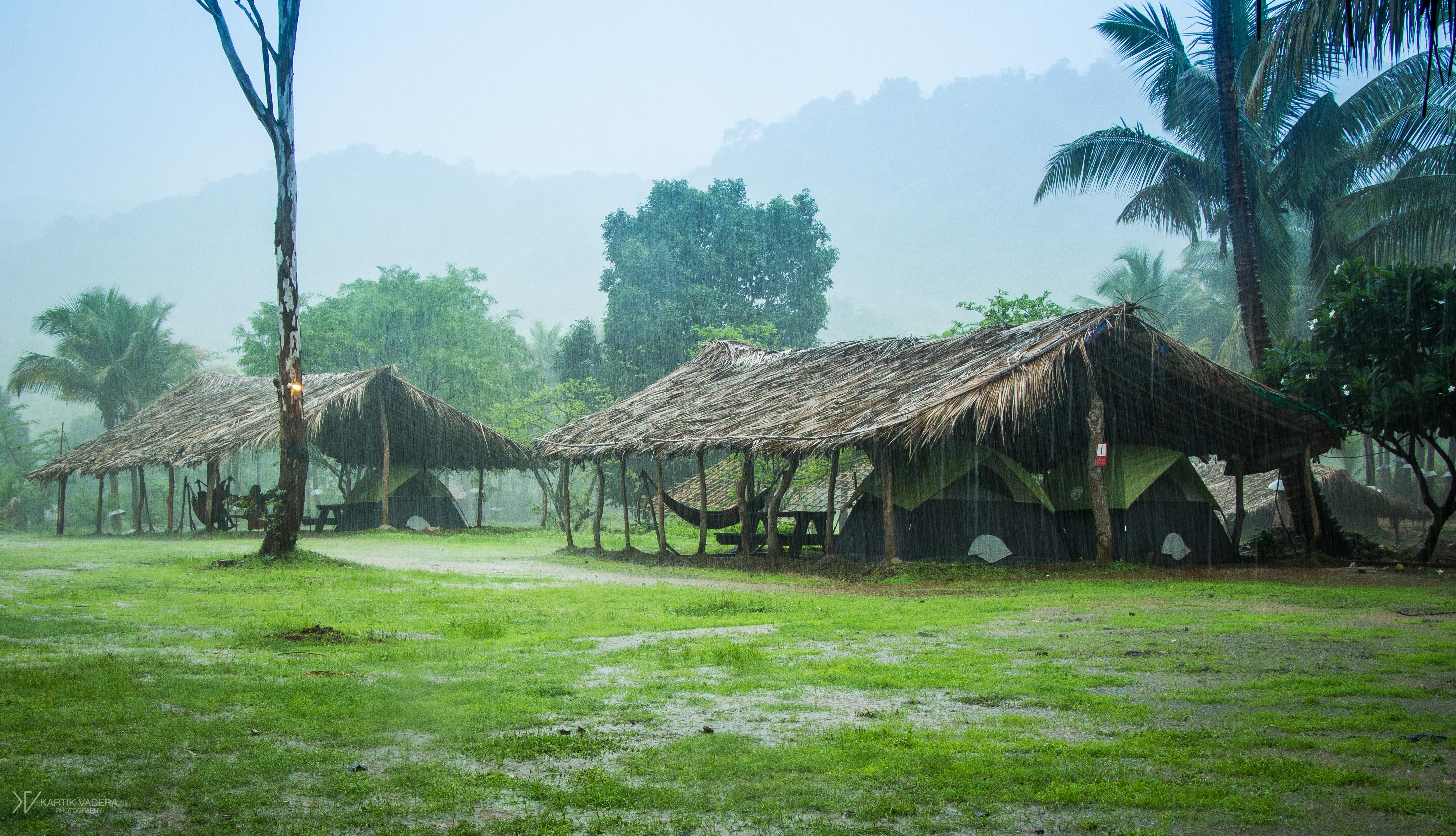 Monsoon Camping at Karnala 27