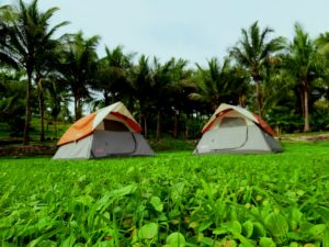 Monsoon Camping at Karnala