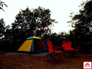 Monsoon Camping at Kolad 9