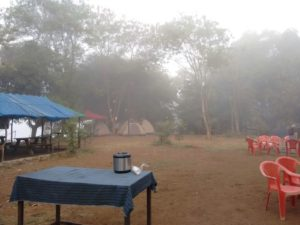 Monsoon Camping at Vasind 19