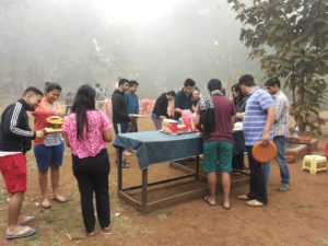 Monsoon Camping at Vasind 20