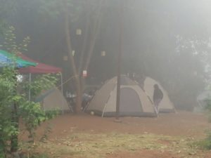 Monsoon Camping at Vasind 22