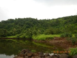 Monsoon Camping at Vasind