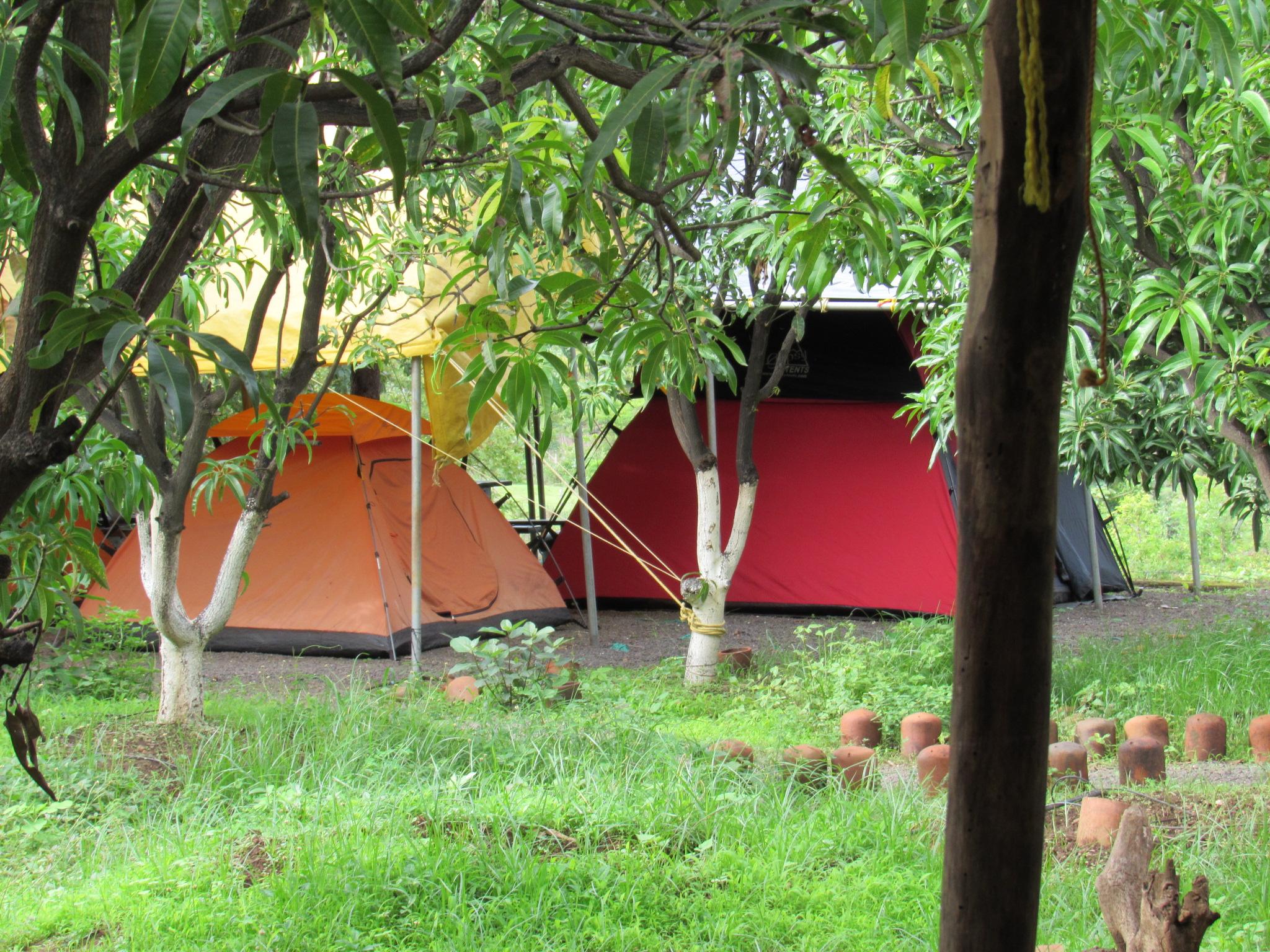 Monsoons camping at SH 92 6