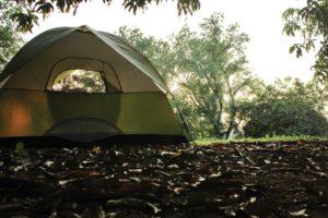 Winter Camping at BRT VASIND 9