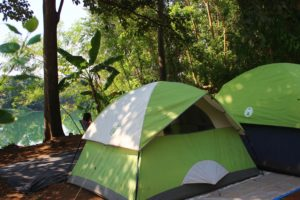 WINTER CAMPING AT BRT VASIND 17