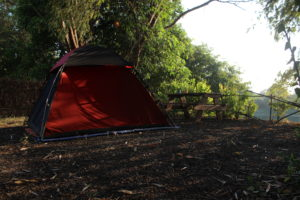 WINTER CAMPING AT BRT VASIND 27