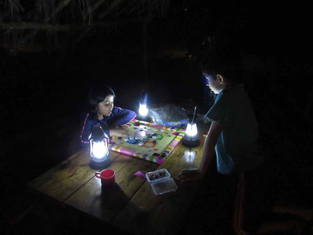 NYE Camping at big red tent 17